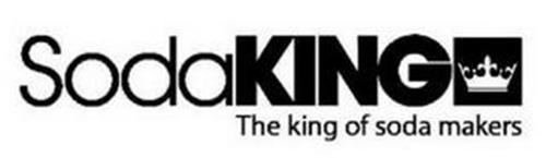 SODAKING THE KING OF SODA MAKERS