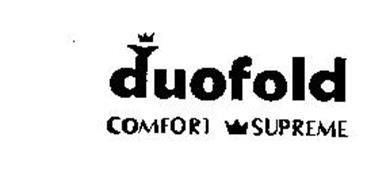 DUOFOLD COMFORT SUPREME