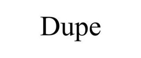 DUPE
