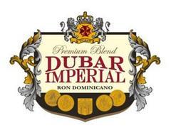 DUBAR PREMIUM BLEND DUBAR IMPERIAL RON DOMINICANO