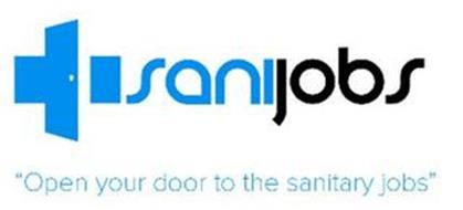 SANIJOBS OPEN YOUR DOOR TO THE SANITARY JOBS