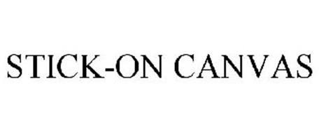 STICK-ON CANVAS