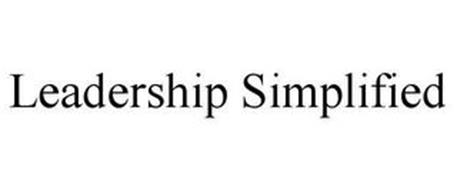 LEADERSHIP SIMPLIFIED