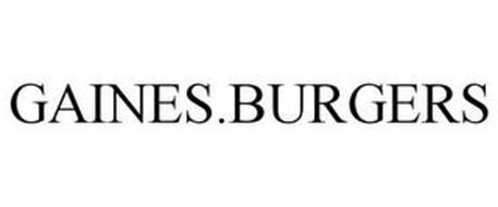 GAINES.BURGERS