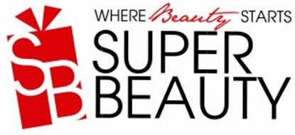 S B SUPER BEAUTY WHERE BEAUTY STARTS