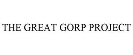 THE GREAT GORP PROJECT
