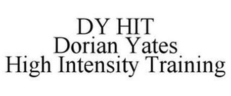 DY HIT DORIAN YATES HIGH INTENSITY TRAINING
