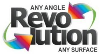 ANY ANGLE REVOLUTION ANY SURFACE