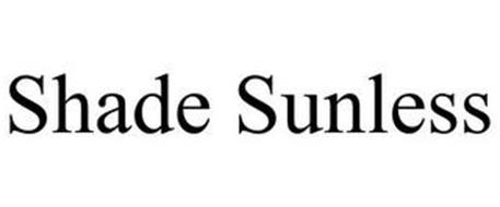SHADE SUNLESS