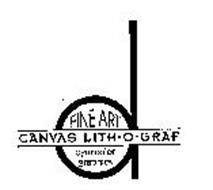 FINE ART CANVAS LITH-O-GRAF DYNACOLOR GRAPHICS