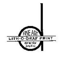 LITH-O-GRAF PRINT FINE ART DYNACOLOR GRAPHICS