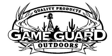 QUALITY PRODUCTS GAMEGUARD OUTDOORS