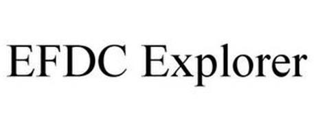 EFDC EXPLORER