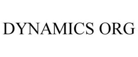 DYNAMICS ORG