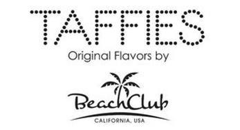 TAFFIES ORIGINAL FLAVORS BY BEACH CLUB CALIFORNIA, USA