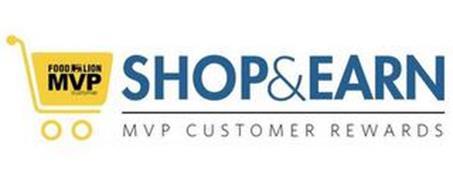 FOOD LION MVP CUSTOMER SHOP & EARN MVP CUSTOMER REWARDS