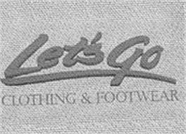 LET'S GO CLOTHING & FOOTWEAR
