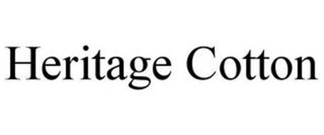 HERITAGE COTTON