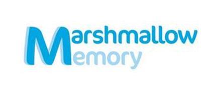 MARSHMALLOW MEMORY