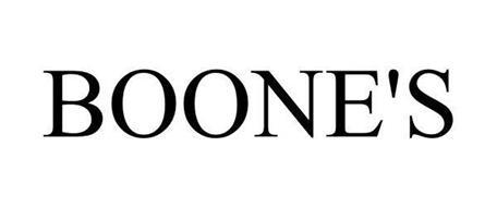 BOONE'S