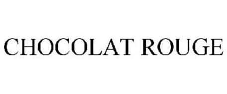 CHOCOLAT ROUGE