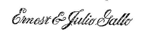 ERNEST & JULIO GALLO