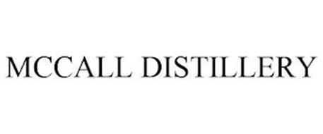 MCCALL DISTILLERY