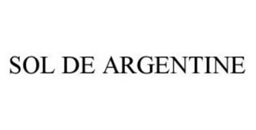 SOL DE ARGENTINE