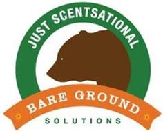 JUST SCENTSATIONAL BARE GROUND SOLUTIONS