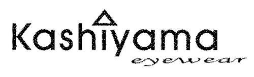 KASHIYAMA EYEWEAR