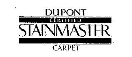 DUPONT STAINMASTER CERTIFIED CARPET