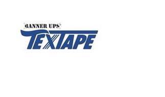 BANNER UPS TEXTAPE