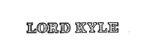 LORD KYLE