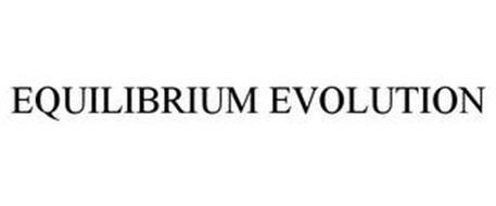 EQUILIBRIUM EVOLUTION