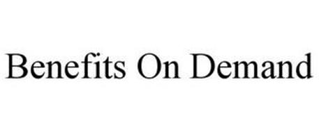 BENEFITS ON DEMAND
