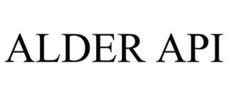 ALDER API