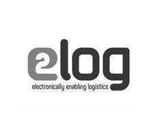 E2LOG ELECTRONICALLY ENABLING LOGISTICS