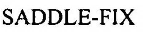 SADDLE-FIX