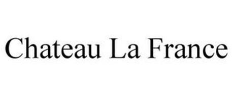 CHATEAU LA FRANCE