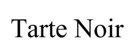 TARTE NOIR
