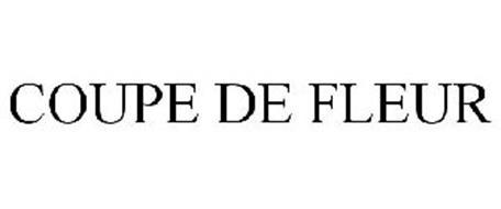 COUPE DE FLEUR