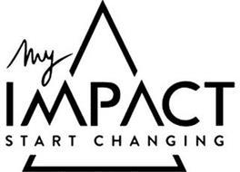 MY IMPACT START CHANGING