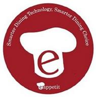 SMARTER DINING TECHNOLOGY, SMARTER DINING CHOICE E EAPPETIT
