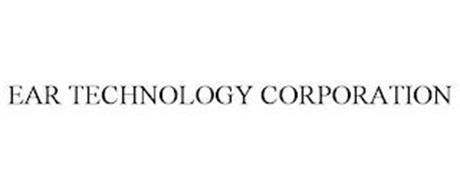 EAR TECHNOLOGY CORPORATION
