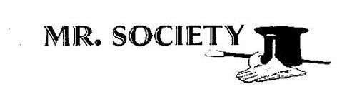 MR. SOCIETY