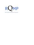 RQMP RISK & QUALITY MANAGEMENT PROFESSIONAL
