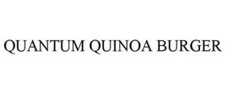 QUANTUM QUINOA BURGER