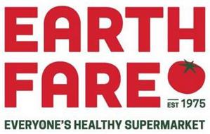 EARTH FARE EST 1975 EVERYONE'S HEALTHY SUPERMARKET