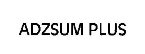 ADZSUM PLUS