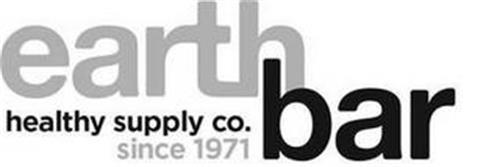 EARTH BAR HEALTHY SUPPLY CO. SINCE 1971